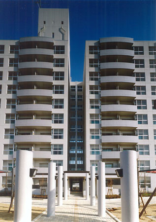 雇用促進住宅金沢宿舎プレーロット