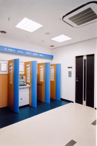 北國銀行砺波支店_ATMコーナー